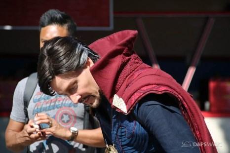 Dr. Strange Arrives at Disney California Adventure-4
