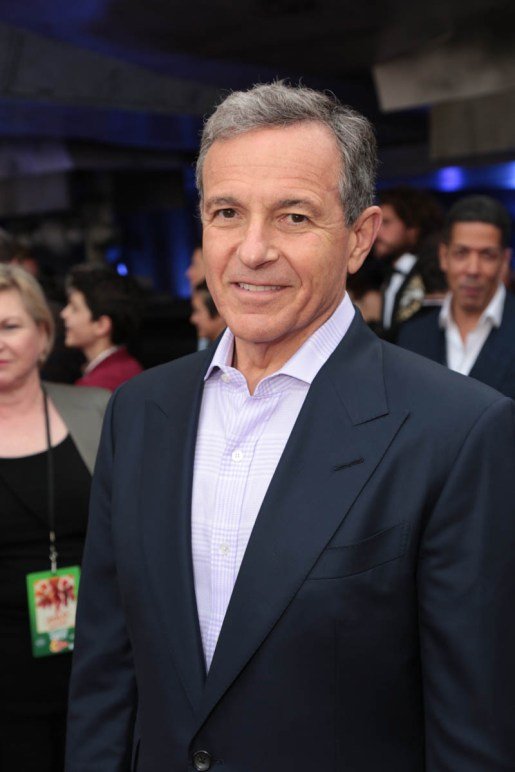 "Bob Iger attends the world premiere of ""Solo: A Star Wars Story"" in Hollywood on May 10, 2018. (Photo: Alex J. Berliner/ABImages)"