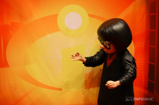 Pixar Pier Media Event - Edna Mode-5