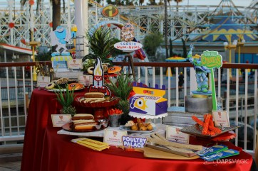 Pixar Pier Media Event - Food-2