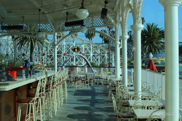 Pixar Pier Media Event - Lamplight Lounge-4