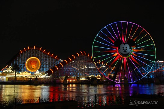 Pixar Pier Media Event - Night-16