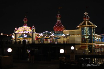 Pixar Pier Media Event - Night-2