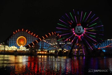 Pixar Pier Media Event - Night-21