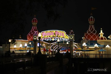 Pixar Pier Media Event - Night-46