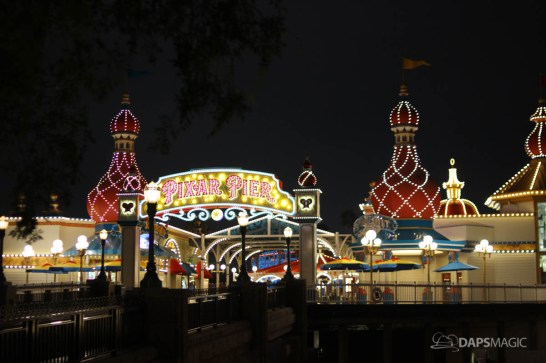 Pixar Pier Media Event - Night-48