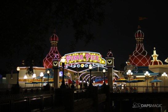 Pixar Pier Media Event - Night-49