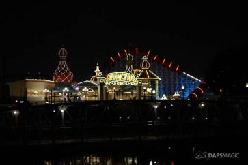 Pixar Pier Media Event - Night-55