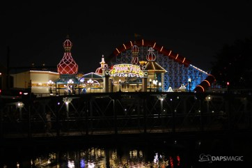 Pixar Pier Media Event - Night-57