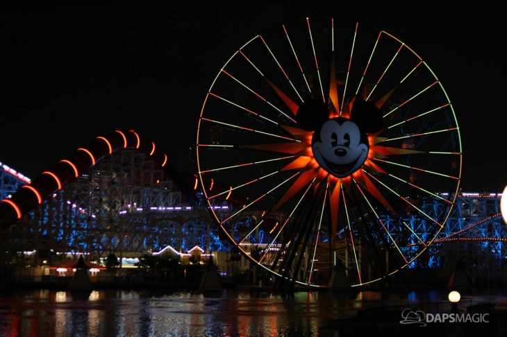 Pixar Pier Media Event - Night-6