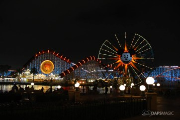 Pixar Pier Media Event - Night-9