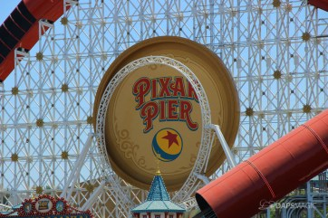 Pixar Pier Media Event - Outside-2