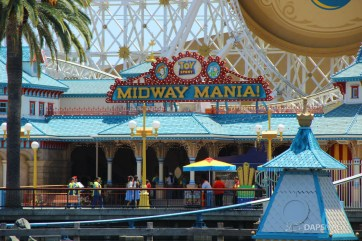 Pixar Pier Media Event - Outside-8