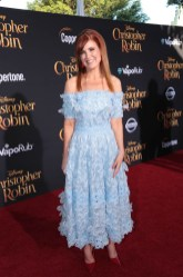 """Producer Kristin Burr attends the world premiere of Disney's """"Christopher Robin"""" at the Main Theater on the Walt Disney Studios lot in Burbank, CA on July 30, 2018. (Photo: Alex J. Berliner/ABImages)"""