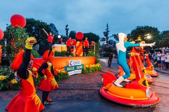 2018 CHOC Walk in the Park at Disneyland - Photos by Megan Ewban