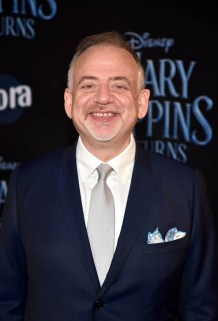 HOLLYWOOD, CA - NOVEMBER 29: Composer/Co-lyricist Marc Shaiman attends Disney's 'Mary Poppins Returns' World Premiere at the Dolby Theatre on November 29, 2018 in Hollywood, California. (Photo by Alberto E. Rodriguez/Getty Images for Disney) *** Local Caption *** Marc Shaiman