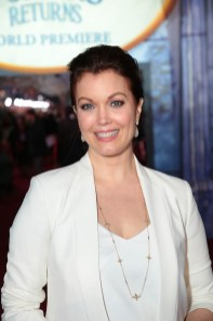 Bellamy Young attends The World Premiere of Disney's Mary Poppins Returns at the Dolby Theatre in Hollywood, CA on Wednesday, November 29, 2018 (Photo: Alex J. Berliner/ABImages)