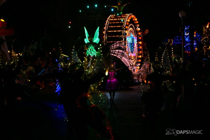 Paint the Night Final Night at Disney California Adventure 2018-1