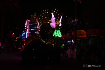 Paint the Night Final Night at Disney California Adventure 2018-7