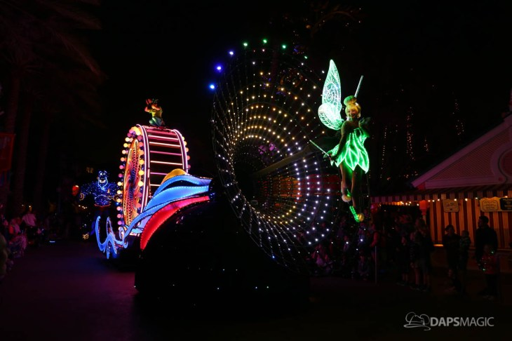 Paint the Night Final Night at Disney California Adventure 2018-9