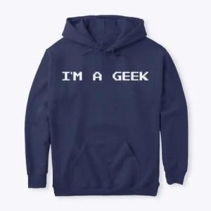 I'M A GEEK - GEEKS CORNER