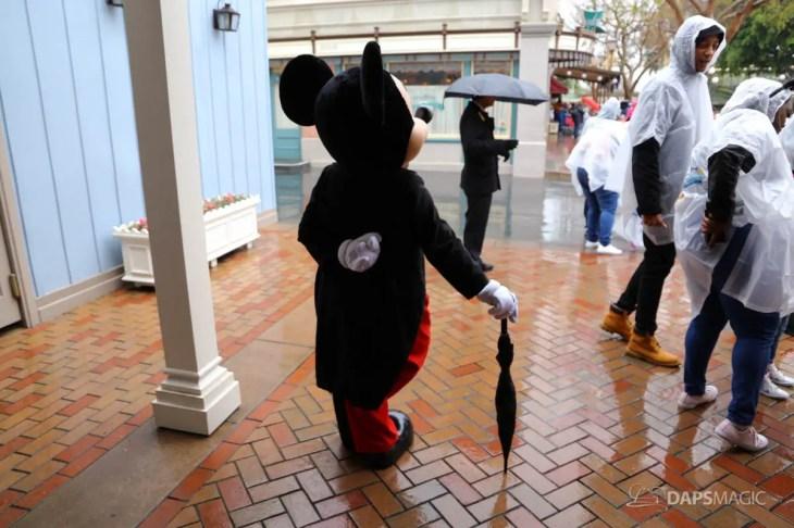Rainy Day at the Disneyland Resort-82