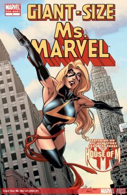 Giant Size Ms. Marvel