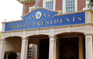 President's Day With Walt Disney World's Hall of Presidents