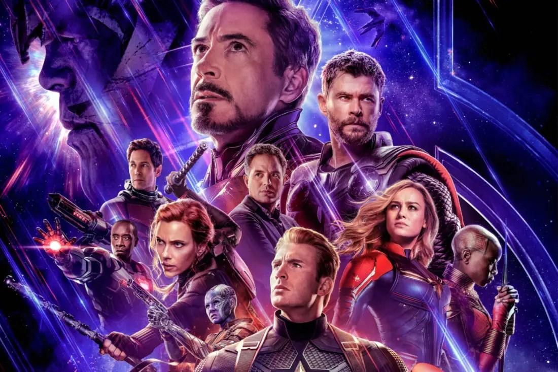 Avengers: Endgame Tickets