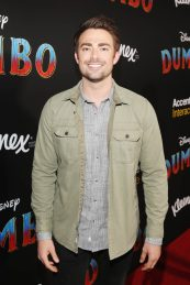 """LOS ANGELES, CA - MARCH 11: Jonathan Bennett attends the World Premiere of Disney's """"Dumbo"""" at the El Capitan Theatre on March 11, 2019 in Los Angeles, California. (Photo by Jesse Grant/Getty Images for Disney) *** Local Caption *** Jonathan Bennett"""