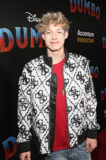 """LOS ANGELES, CA - MARCH 11: Mackenzie Sol attends the World Premiere of Disney's """"Dumbo"""" at the El Capitan Theatre on March 11, 2019 in Los Angeles, California. (Photo by Jesse Grant/Getty Images for Disney) *** Local Caption *** Mackenzie Sol"""