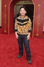 """LOS ANGELES, CA - MARCH 11: Albert Tsai attends the World Premiere of Disney's """"Dumbo"""" at the El Capitan Theatre on March 11, 2019 in Los Angeles, California. (Photo by Alberto E. Rodriguez/Getty Images for Disney) *** Local Caption *** Albert Tsai"""