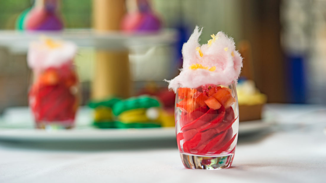 964163a4 Disney Princess Breakfast Adventures at Disney's Grand Californian Hotel &  Spa – Strawberry Honey Sorbet