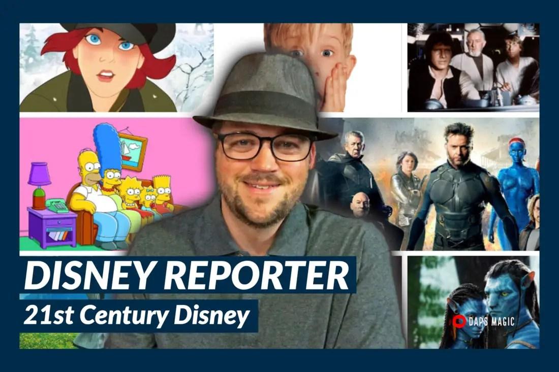 21st Century Disney – DISNEY Reporter