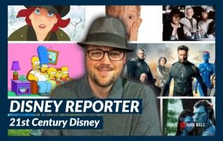 WEB: 21st Century Disney - DISNEY Reporter