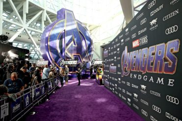 AVENGERS- ENDGAME World Premiere-2
