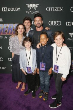AVENGERS- ENDGAME World Premiere-217