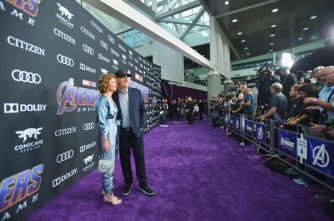 AVENGERS- ENDGAME World Premiere-249