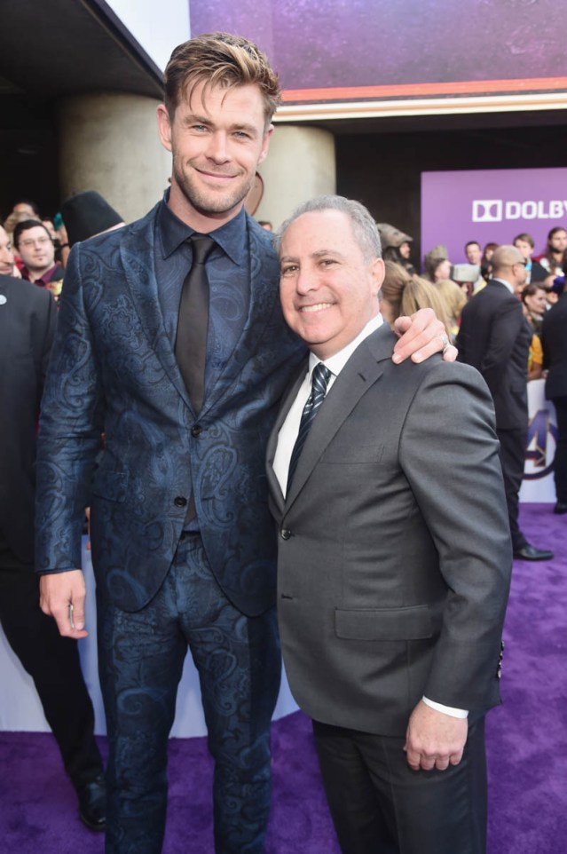 AVENGERS- ENDGAME World Premiere-259