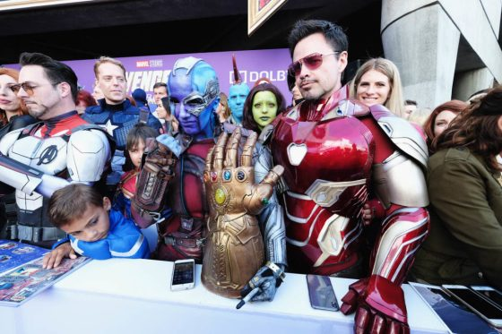 AVENGERS- ENDGAME World Premiere-61