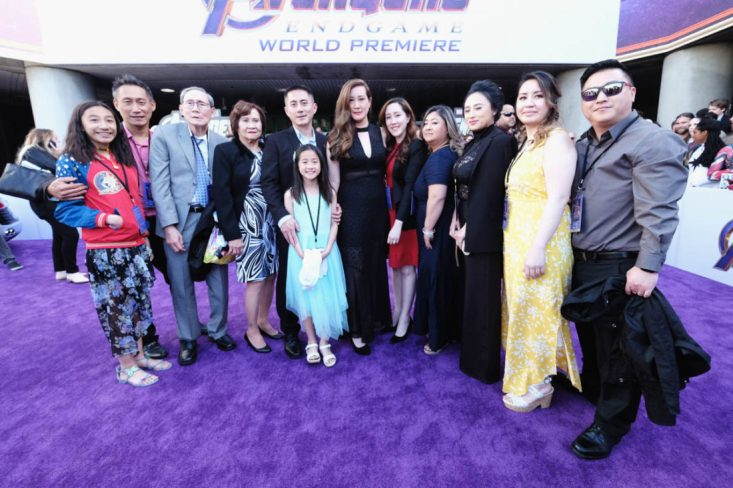 AVENGERS- ENDGAME World Premiere-69