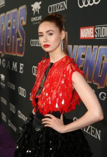 AVENGERS- ENDGAME World Premiere-71