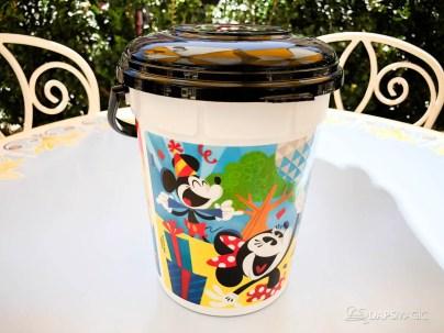 Disney Parks Celebrate Mickey Popcorn Bucket and Mug-3