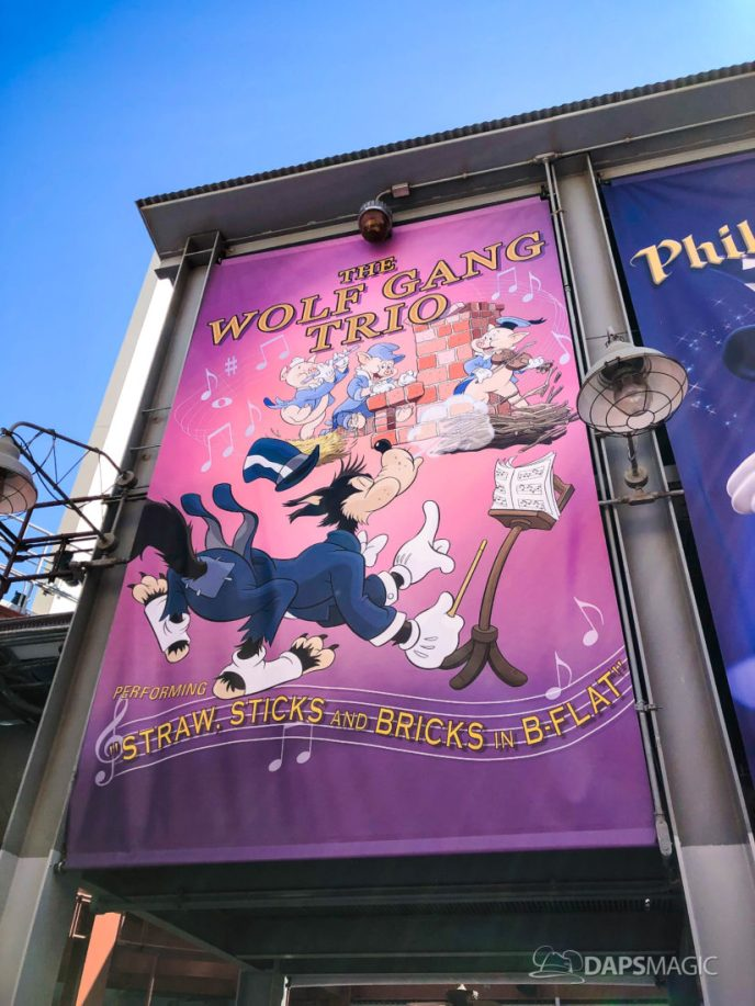 Mickey's PhilharMagic at Disney California Adventure-4