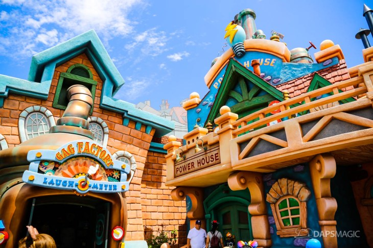 Mickeys Toontown on Day Mickey and Minnies Runaway Railway is Announced for Disneyland-12