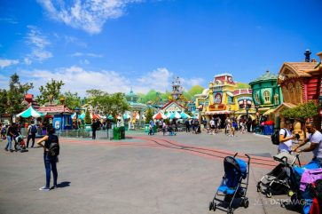 Mickeys Toontown on Day Mickey and Minnies Runaway Railway is Announced for Disneyland-4