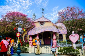 Mickeys Toontown on Day Mickey and Minnies Runaway Railway is Announced for Disneyland-51