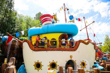 Mickeys Toontown on Day Mickey and Minnies Runaway Railway is Announced for Disneyland-59