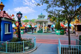 Mickeys Toontown on Day Mickey and Minnies Runaway Railway is Announced for Disneyland-69