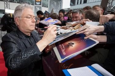 "Alan Menken attends the ""Aladdin"" gala screening on May 11, 2019 in Berlin, Germany. .© Disney/Folioscope/Hanna Boussouar"